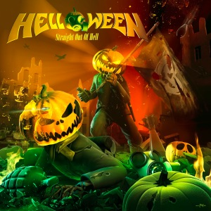 "HELLOWEEN: ""Straight Out of Hell"" (2013)"