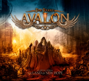 "TIMO TOLKKI´S AVALON: ""The Land of the New Hope"" (2013)"