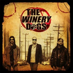 the winery dogs cover