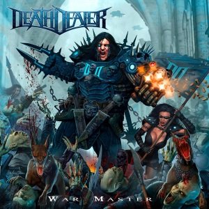 "DEATH DEALER: ""War Master"" (2013)"