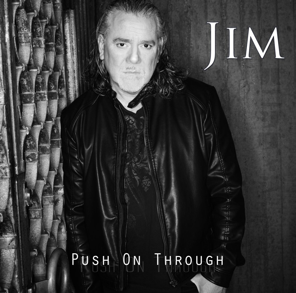 "JIM JIDHED: ""Push On Through"" (2017)"